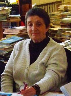 Надежда Лысенко